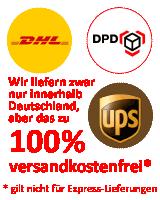Cersandkostenfreie Lieferung innerhalb Deutschland bei www.Druckshop-24.de